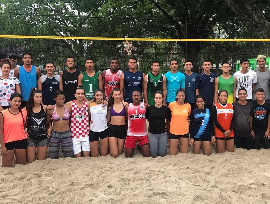 convocatorias voleibol de playa